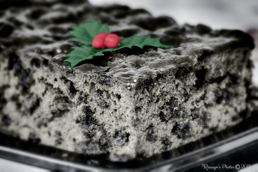Christmas Cake-