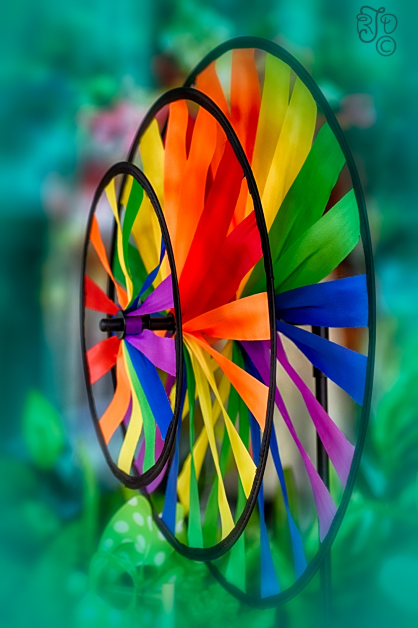 Colour Wheel-